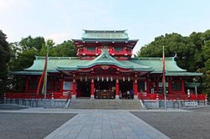 富岡八幡宮本殿