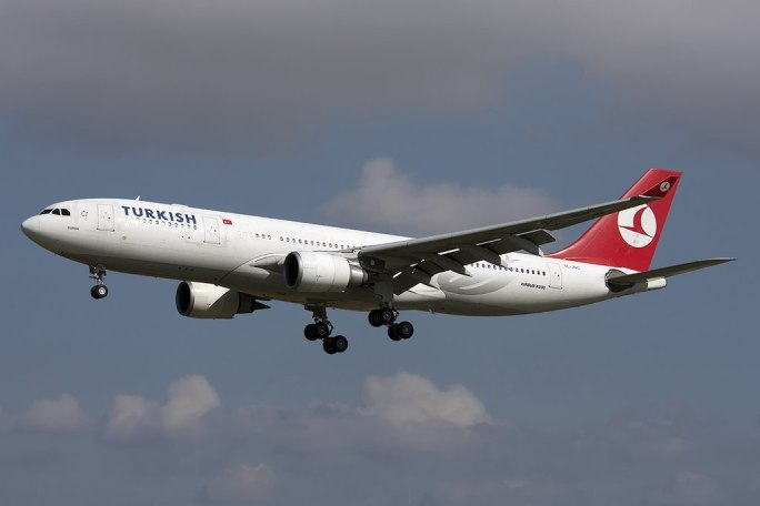 Airbus A330-203, Turkish Airlines JP7734719