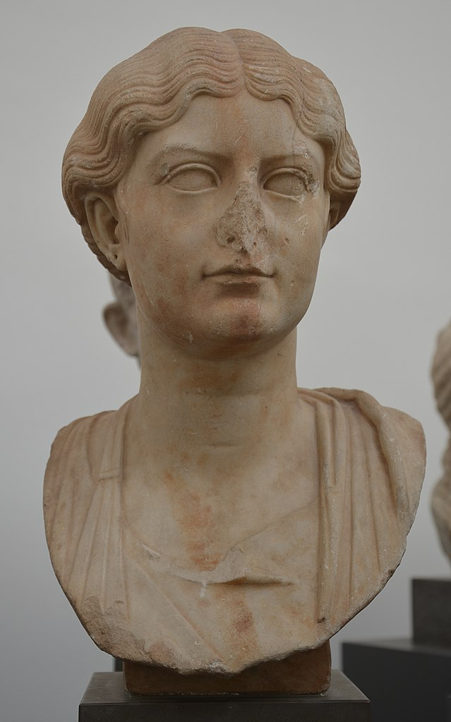 FileAntonia Minor the youngest daughter to Octavia Minor and Mark Antony found in Tralles