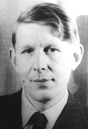 Portrait of W.H. Auden