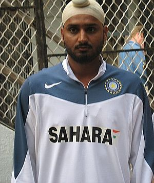 Harbhajan Singh - Ind Vs Eng,Mumbai, March 29,...