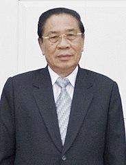 Choummaly Sayasone