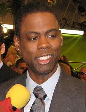 Chris rock at Madagascar 2 premiere in Israel ...