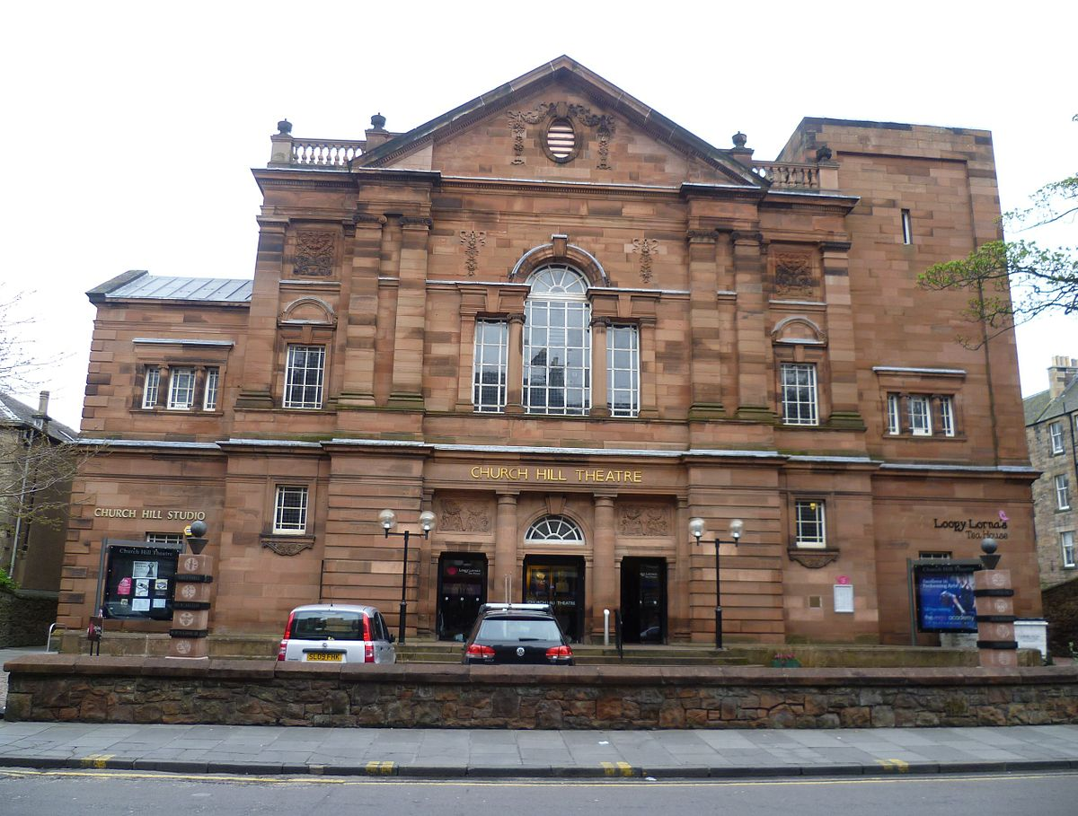 Edinburgh amateur theatre  Wikipedia