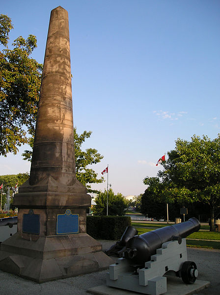 Site of Fort Rouille in Toronto's Exhibition Place
