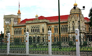 English: Government House of Thailand, Bangkok...