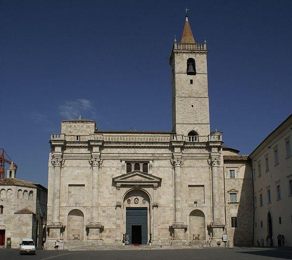 San Emidio Cathedral in Ascoli Piceno
