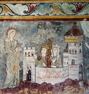 Deutsch: Innenraum Kirche Maria Magdalena