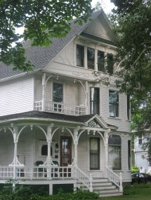 Historic McFarland House