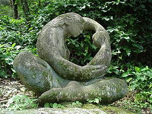"""Motherhood"": Sculpture at the Catac..."