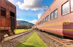 Resultado de imagen para museo nacional ferroviario pablo neruda