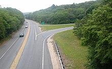 Twolane expressway  Wikipedia