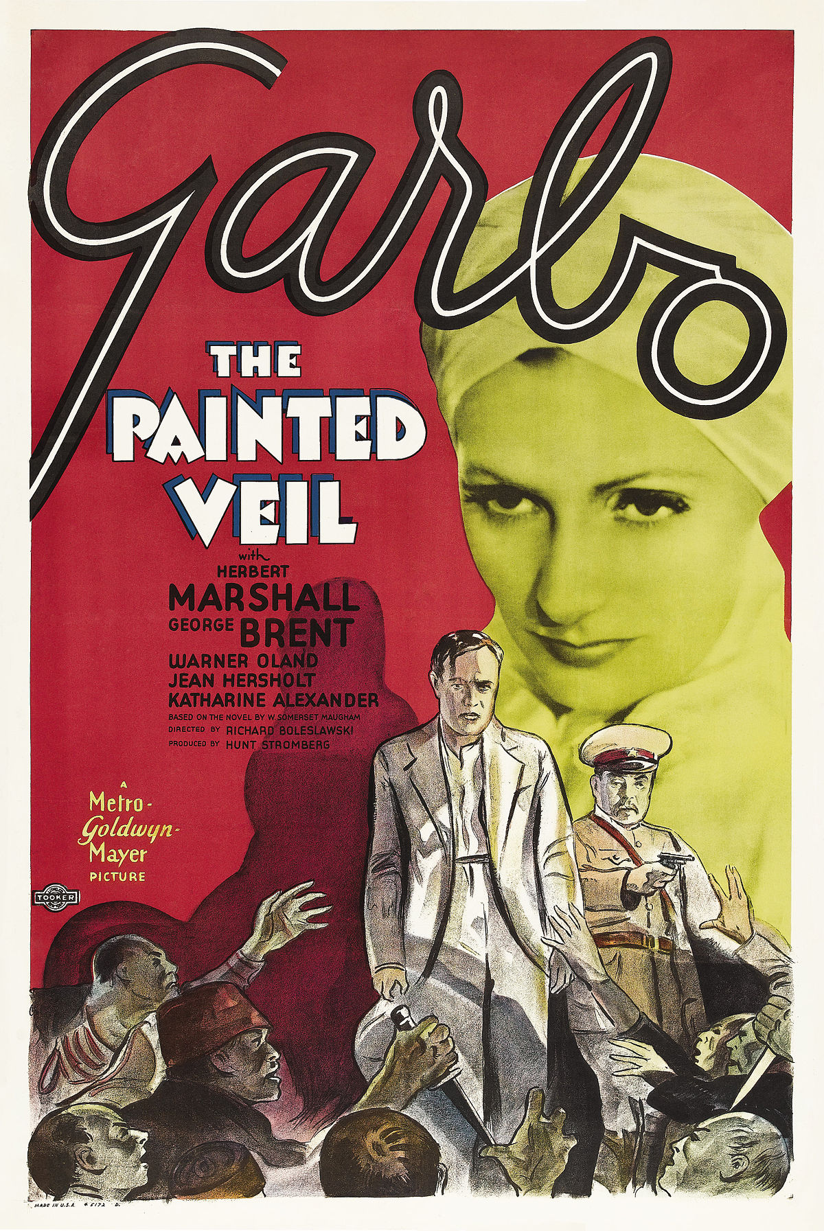 The Painted Veil 1934 Film Wikipedia