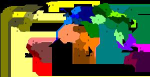 Risk map in Wikipedia.
