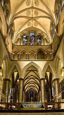 Salisbury Cathedral Simple English Wikipedia The Free