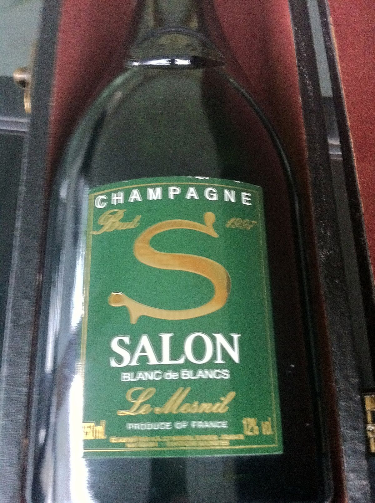 Champagne Salon  Wikipedia