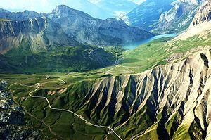 Sanetsch pass, Valais