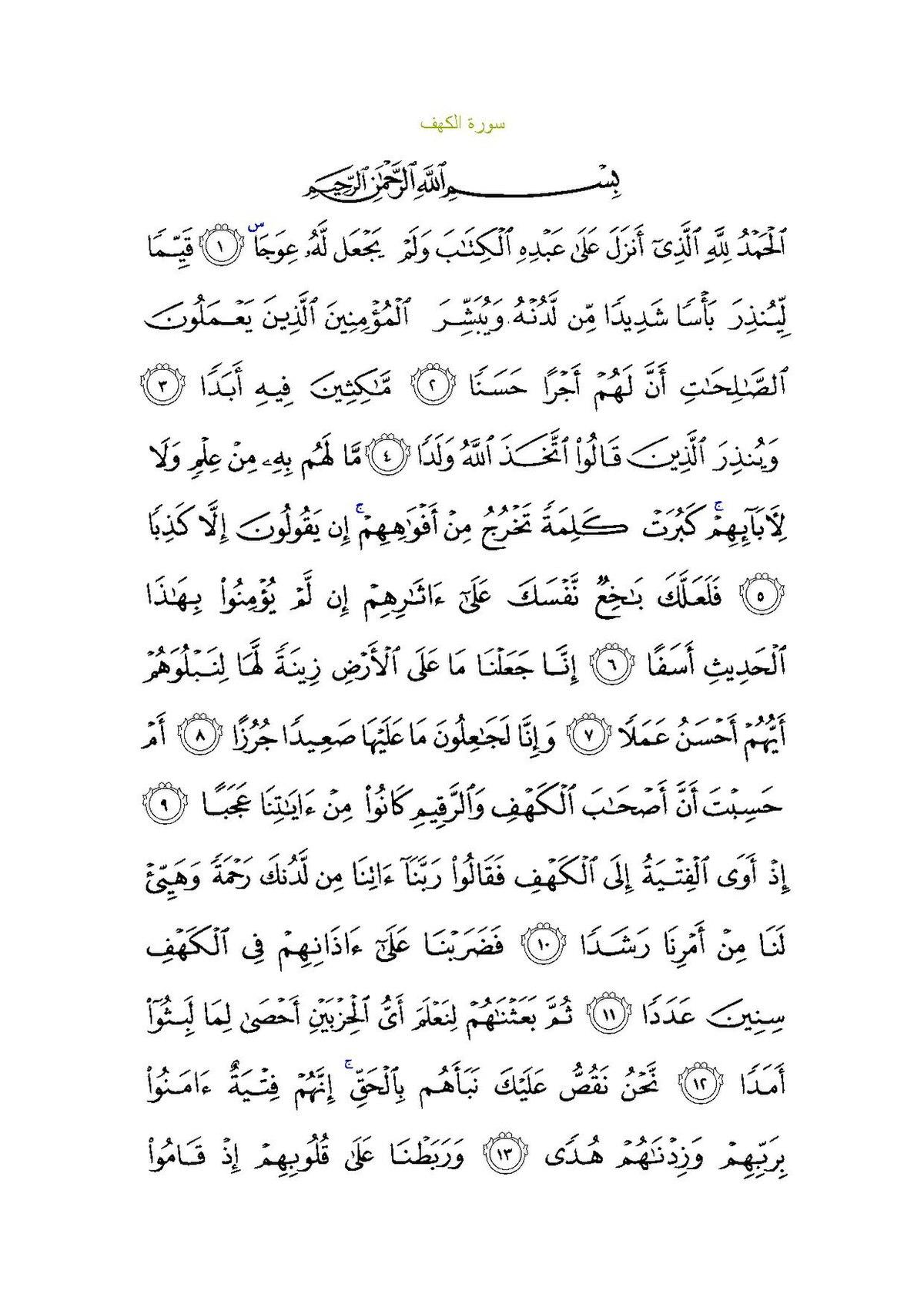 Al Kahfi Berapa Ayat : kahfi, berapa, Surat, Al-Kahfi, Wikipèdia, Bahsa, Acèh,, ènsiklopèdia, Bibeuëh