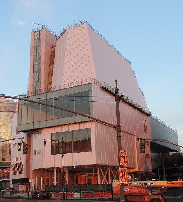 Whitney Museum Of American Art - Wikipedia