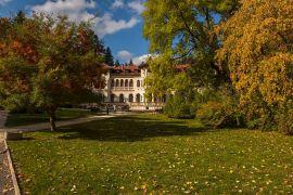 Vrana Park - Sofia Former Royal Palace   Private tour of Romania ~ Bulgaria ~ Greece
