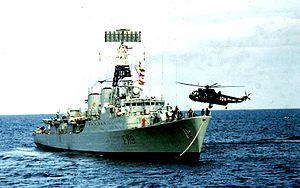 HMS Eskimo F119 Wikipedia