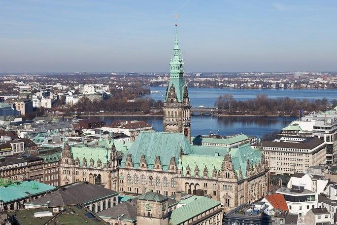 Alsterblick Hamburg