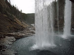 A Canadian Waterfall