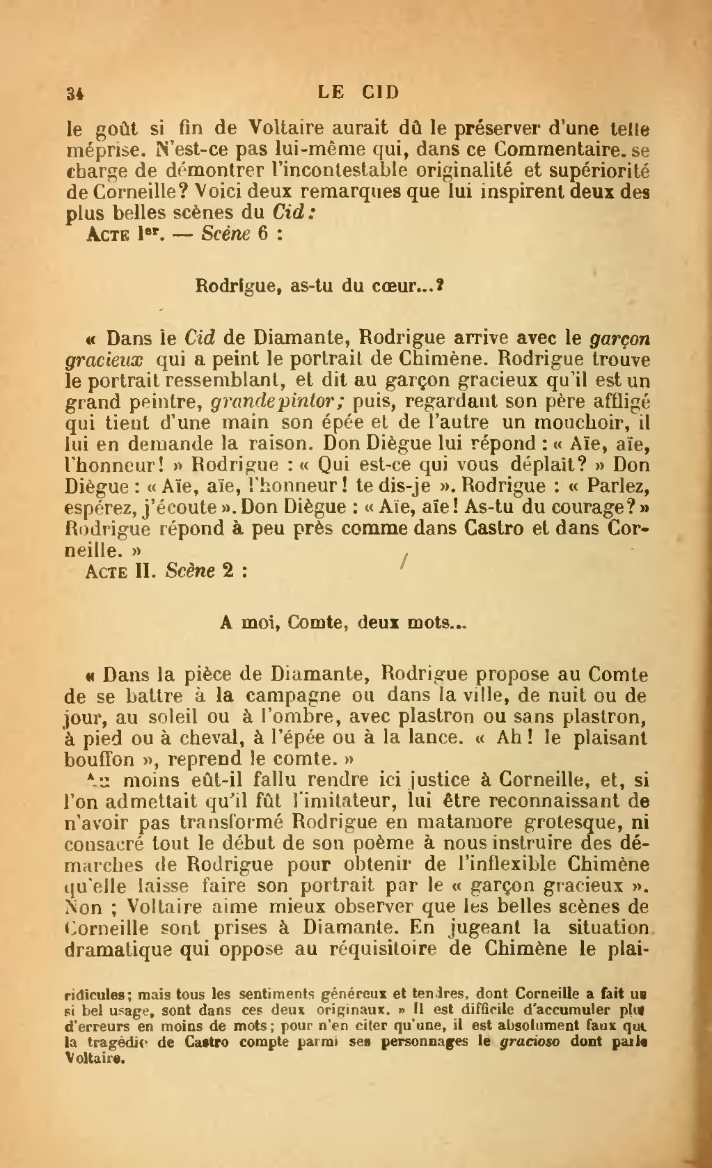 Le Cid Acte 2 Scene 2 : scene, Page:Corneille, Théâtre, Hémon, Tome1.djvu/208, Wikisource