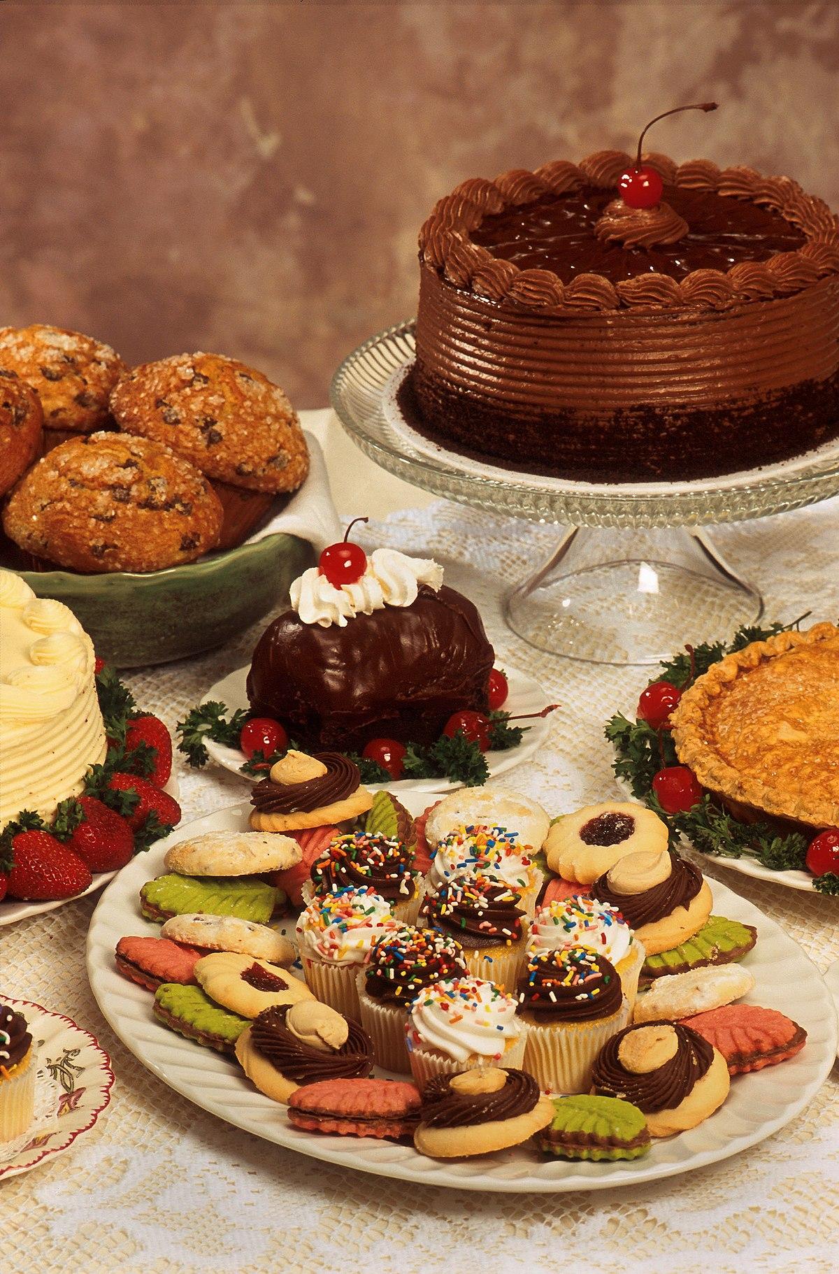 Happy Easter Artinya : happy, easter, artinya, Dessert, Wikipedia