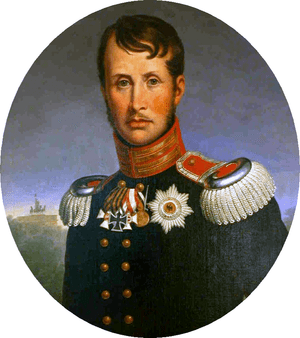 English: Friedrich Wilhelm III of Prussia