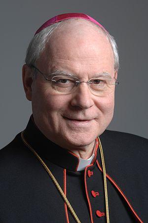 English: Konrad Zdarsa, bishop of Görlitz, her...