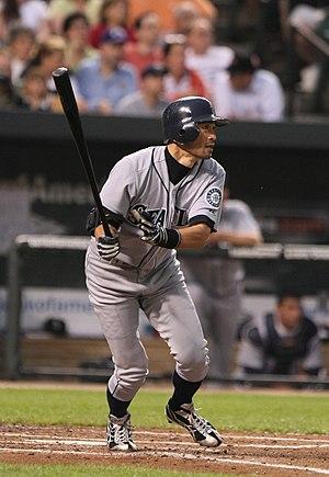 English: Ichiro Suzuki on June 10, 2009.
