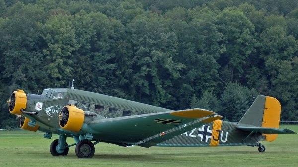 Junkers Ju 52 Wikipédia
