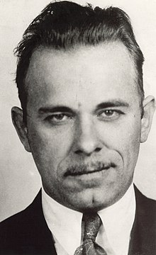 Image result for PHOTOS OF John Dillinger