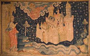 La nouvelle Jérusalem (Tapisserie de l'Apocaly...