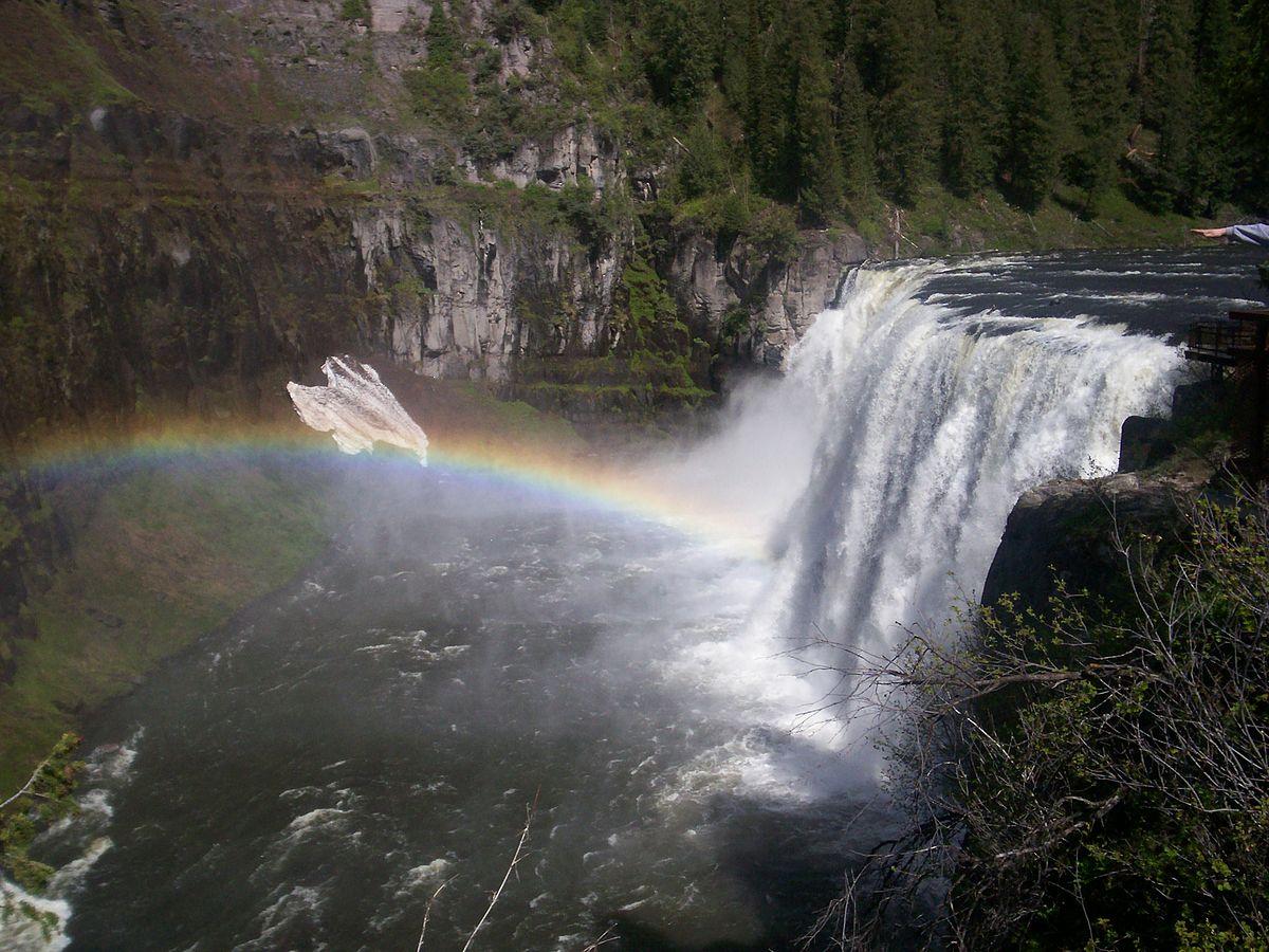 Upper Mesa Falls  Wikipedia