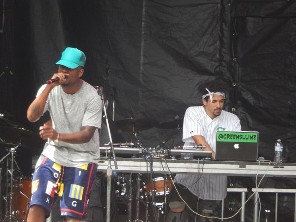 Mick Jenkins Rapper