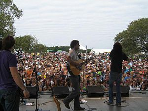 Nelo performing at Austin City Limits Music Fe...