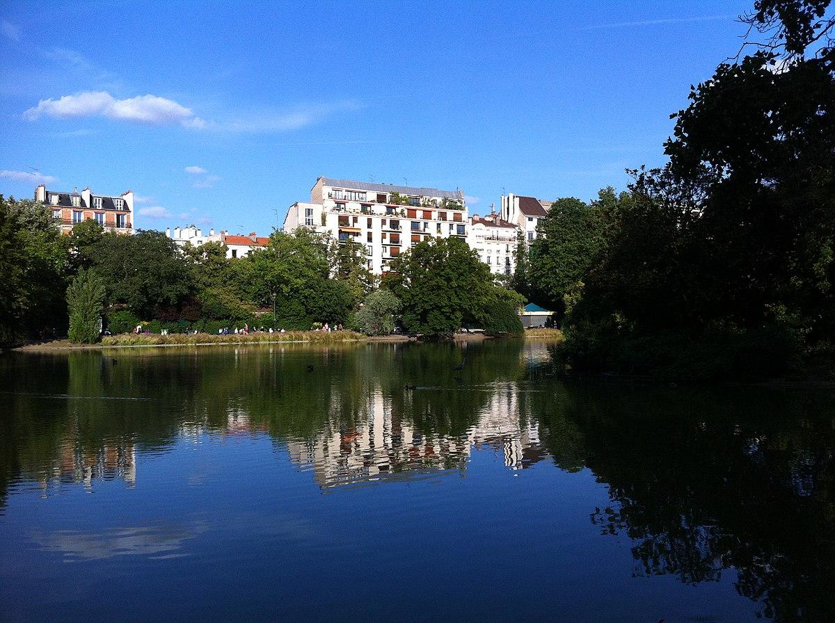 Parc Montsouris  Wikipedia