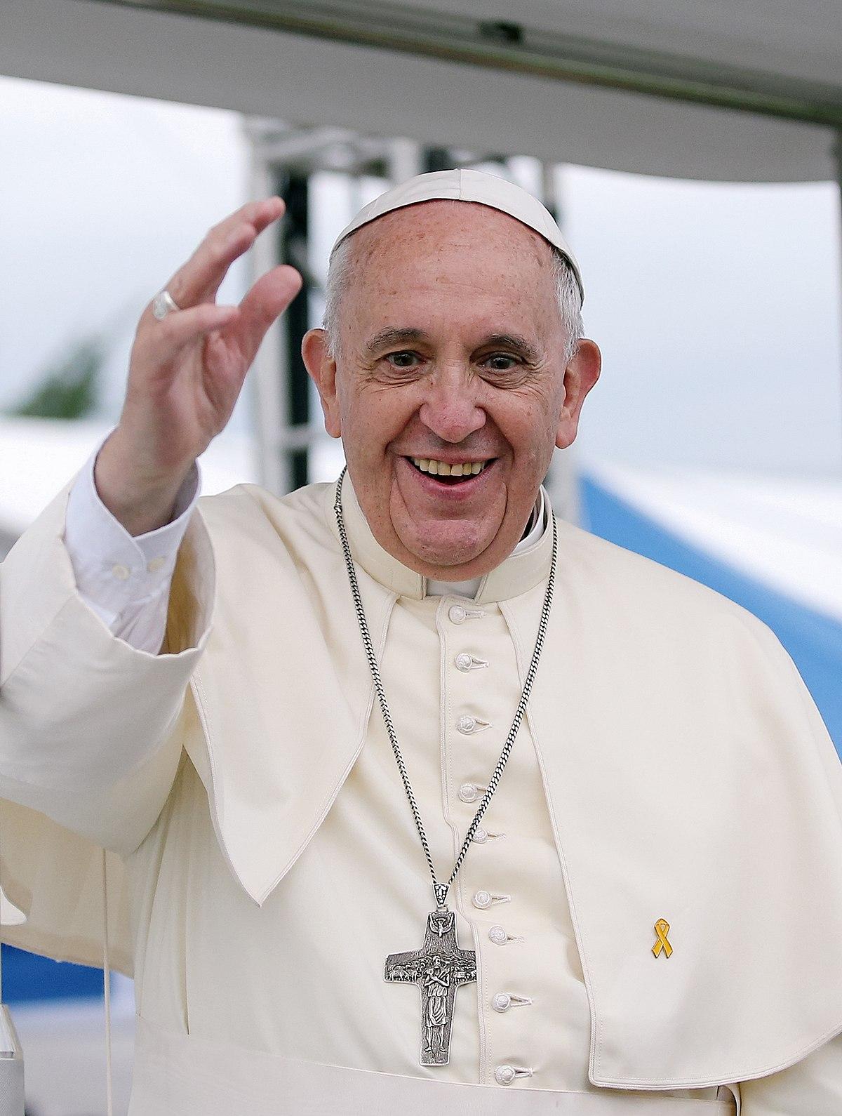 Comment S'appelle Un Pretre Qui Peut Se Marier : comment, s'appelle, pretre, marier, François, (pape), Wikipédia