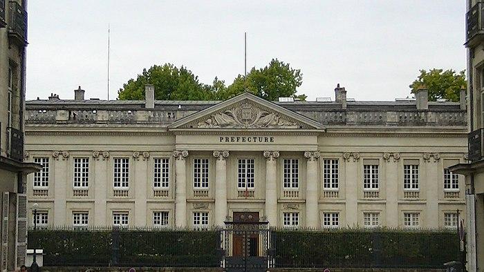 Prfecture Monument Historique Nantes MyOpenWeek