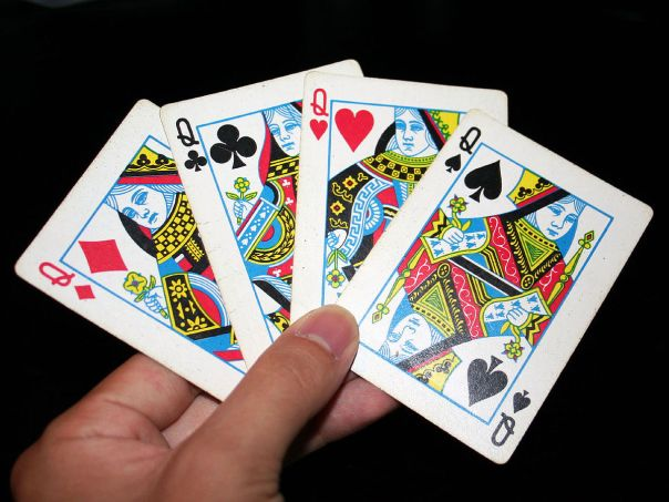 Queen (playing card) - Wikipedia
