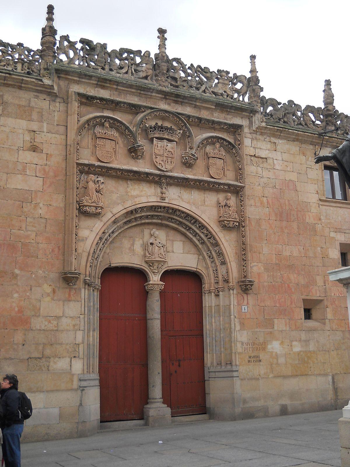 Hospital del Estudio Salamanca  Wikipedia la enciclopedia libre