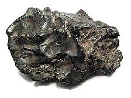 Resultado de imagen de meteoritos iridio
