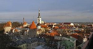 Tallinn, view