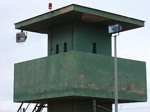Torreta de vigilancia