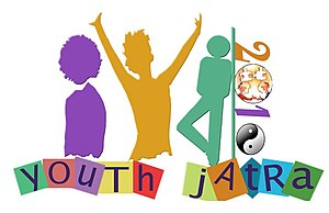English: Official Logo of Youth Jatra, a mega ...