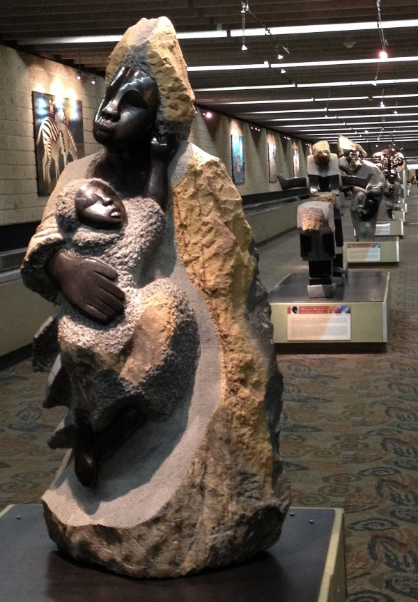 Sculpture Of Zimbabwe - Wikipedia