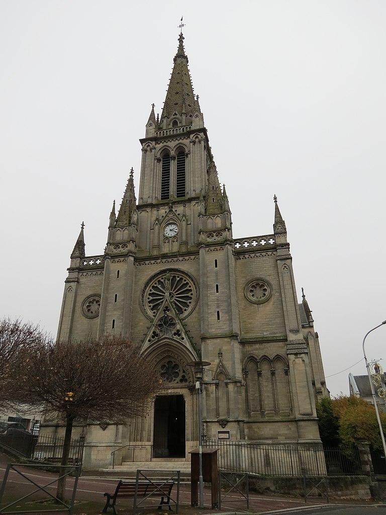 Ville De Mont Saint Aignan : ville, saint, aignan, Fichier:Église, Saint-André, (Mont-Saint-Aignan), 01.jpg, Wikipédia
