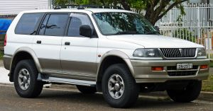 Mitsubishi Challenger  Wikipedia